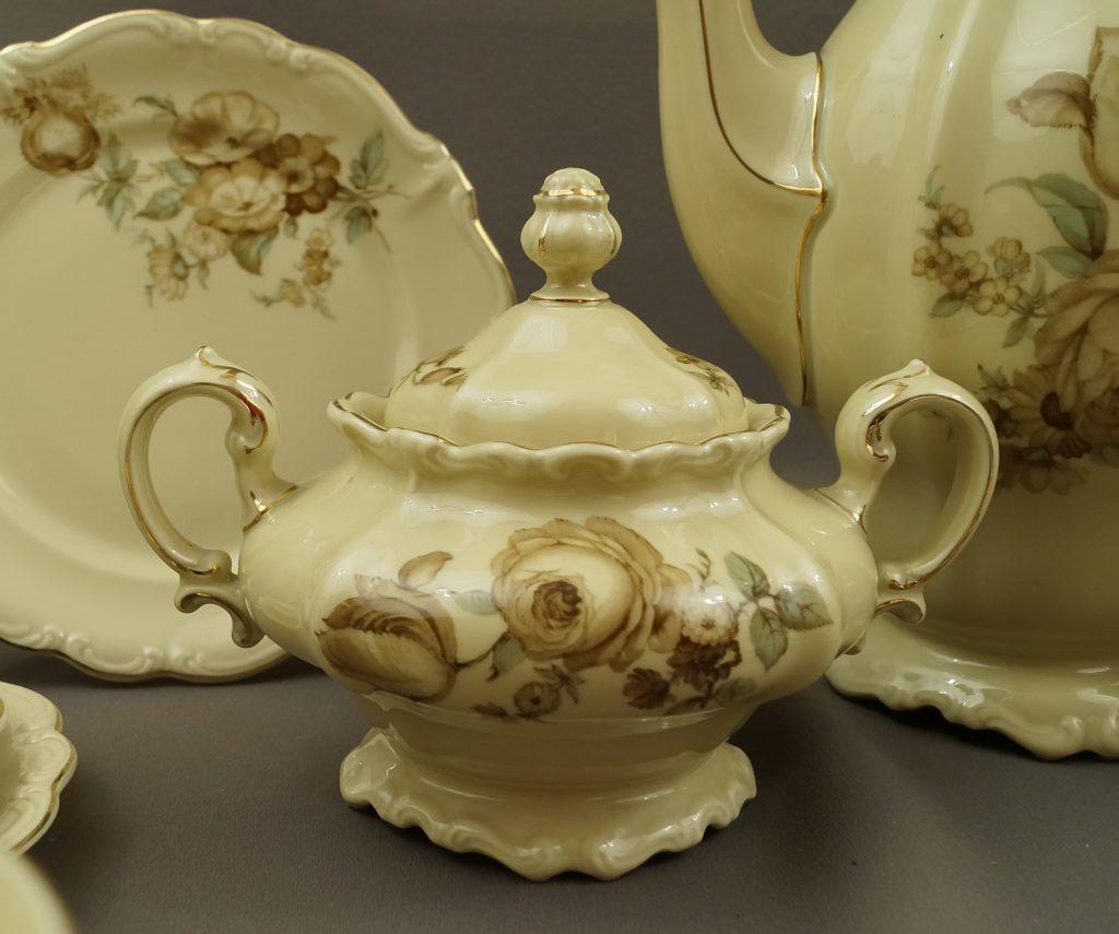 bawarska porcelana